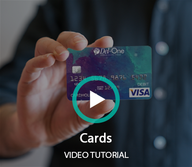 Del-One Cards Video Tutorial