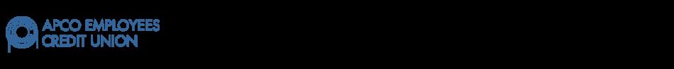 APCO Employees Credit Union Logo