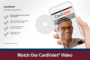 Card Valet Interactive Video Player