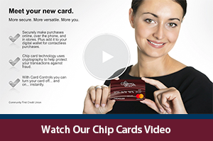 Enhanced Chip Cards Interactive Video Player