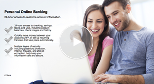 Personal Online Banking Video Link