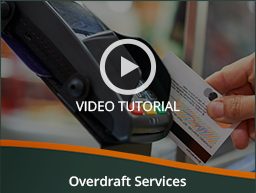 Overdraft Allowance Video