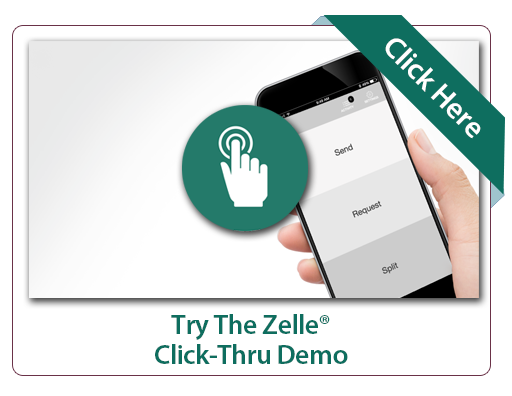 Zelle Click-Thru Demo (Desktop)