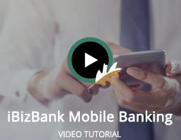 iBizBank Mobile Banking
