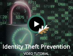 Identity Theft Prevention