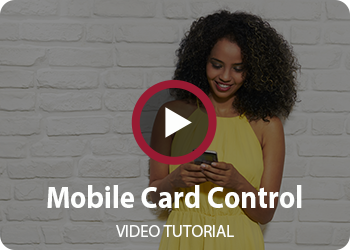 Mobile Card Control