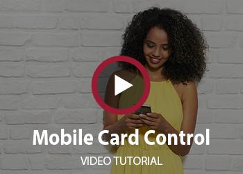 Mobile Card Control