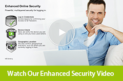 Watched our Enhanced Online Security video