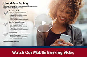 Mobile Banking Video