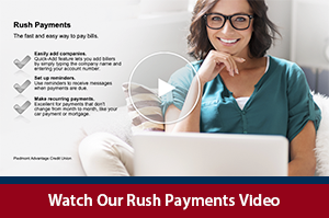 Rush Payments Video