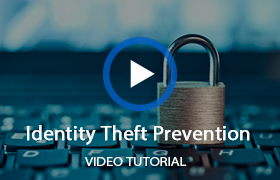 Watch id theft video