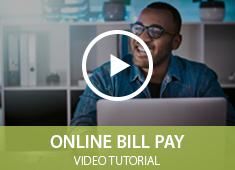 Online Bill Pay Video Tutorial