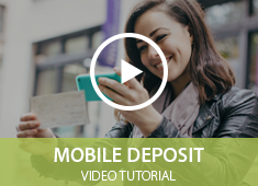 Mobile Deposit Video Tutorial
