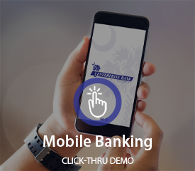 Mobile Banking Click-Thru Demo (Desktop)