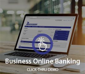 Business Online Banking Click-Thru Demo (Desktop)