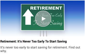 Retirement: Start Saving