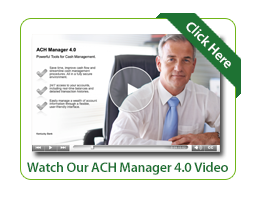ACH Manager 4.0