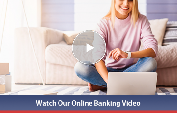 Online Banking Tutorial Interactive Video Player
