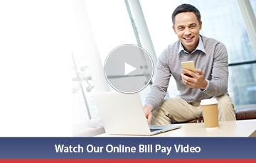 Bill Pay Tutorial Interactive Video Player