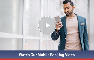 Mobile Banking Tutorial Interactive Video Player