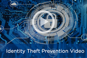 Identity Theft Prevention for Personal Accounts