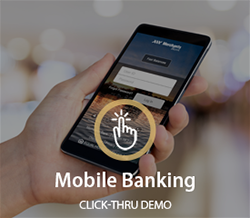 Mobile Banking Click-Thru Demo (Desktop)