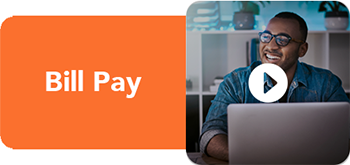 Interactive Video Player for Bill Pay