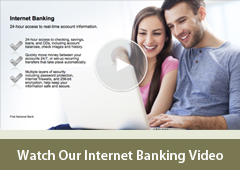 Personal Internet Banking