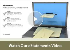 Personal eStatements Video