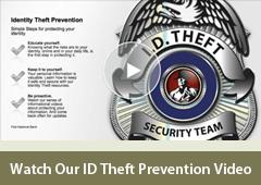 Identity Theft Prevention Video