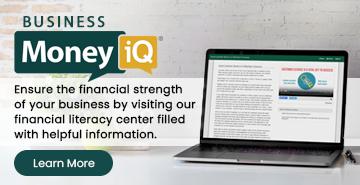 Desktop Business MoneyIQ Financial Literacy Center Image