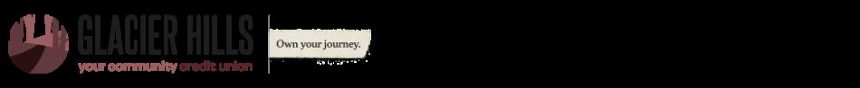 Glacier Hills Credit Union Logo