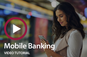 Mobile Banking Video Tutorial