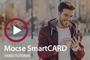 Mocse SmartCard Video Tutorial