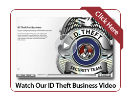 ID Theft For Business