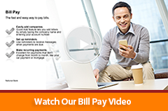 Bill Pay Video