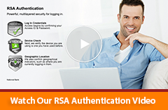 Multifactor Authentication Video
