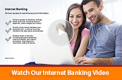 Internet Banking Video Tutorial