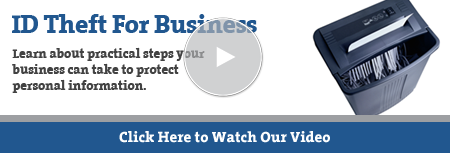 ID Theft for Business Video Tutorial