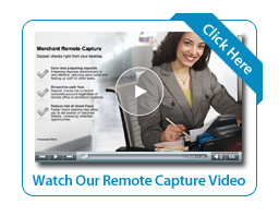 Merchant Remote Capture