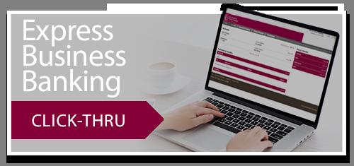 Express Business Banking Click-Thru Demo (Desktop)