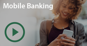 Mobile Banking Interactive Video Player