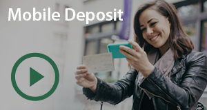 Mobile Deposit Interactive Video Player