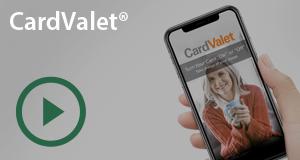 CardValet Interactive Video Player