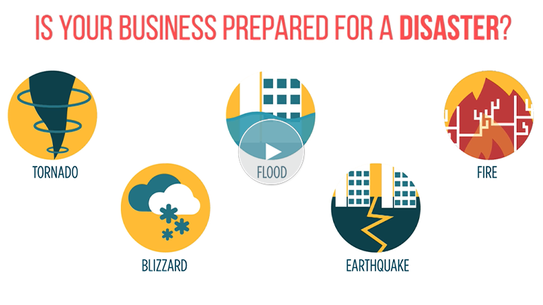 Is Your Business Prepared For A Disaster?