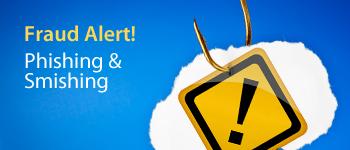 What is Phishing & Smishing?