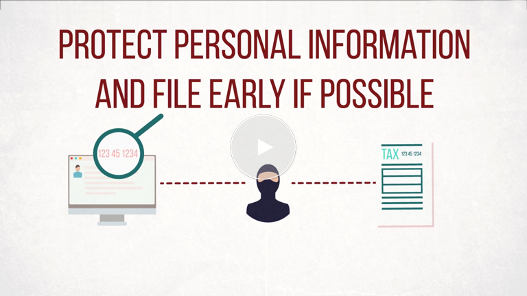File Taxes Early As A Guard Against Identity Theft