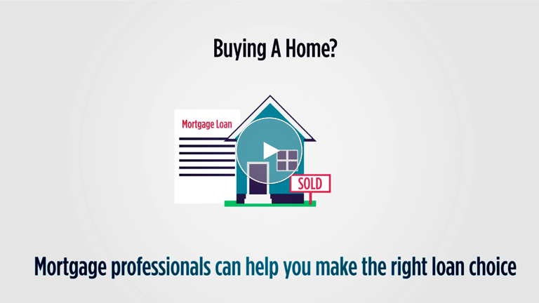 Buying a Home? Here Are Some Of The Common Loan Types You'll Have To Choose From.