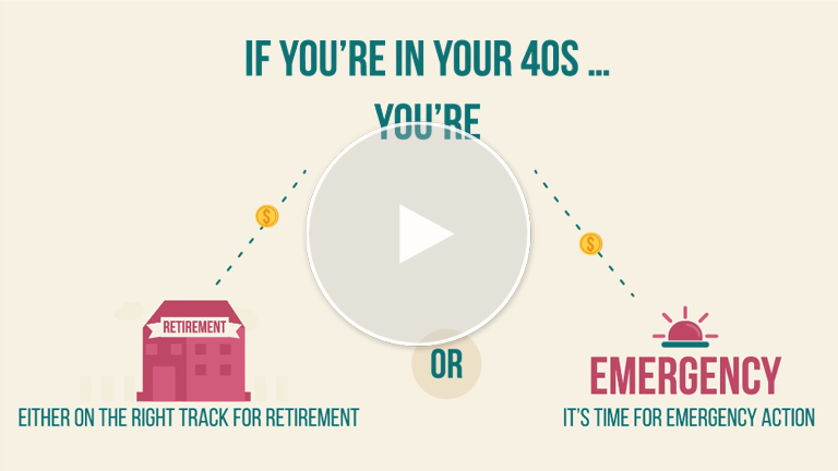 Retirement: What To Do In Your 40s