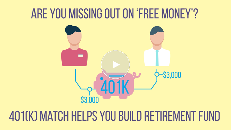Are You Missing Out On 'Free' Retirement Money At Work?